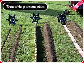 trenching examples