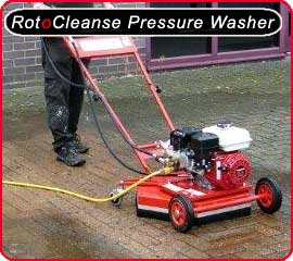 hurricane p4 pressure washer