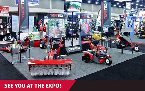 turfteq expo stand